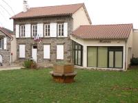 Mairie de Blanzac